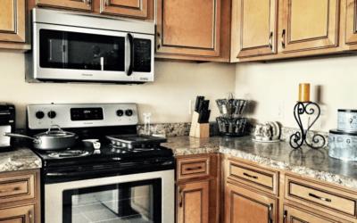 Kitchen Renovations Can Alleviate Storage Concerns