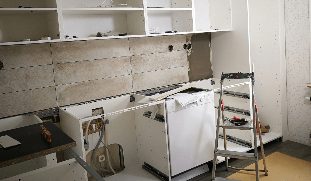 Kitchen Remodeling: How To Avoid Costly Chaos