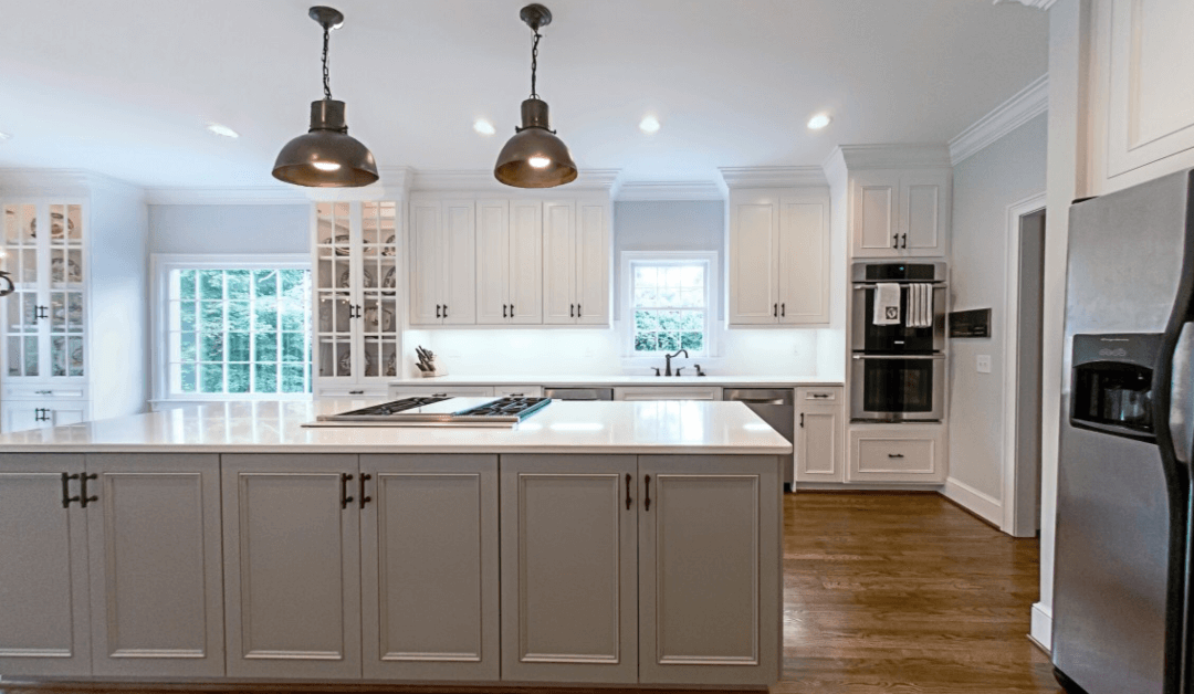 You'll Love Your New Kitchen! Start Pairing Cabinets & Countertops