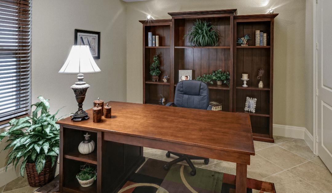 Tampa Home Remodel | Is It Time For A Home Office?