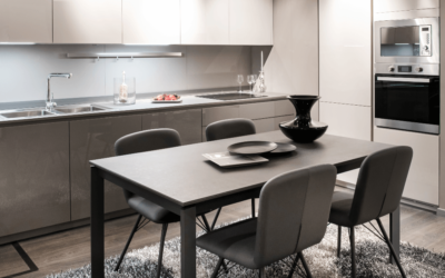 Gray Kitchen Cabinets In Tampa